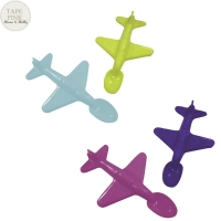 Set de 2 cucharas avion