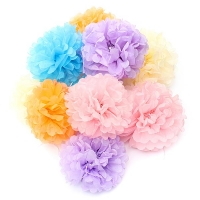 Pompon color