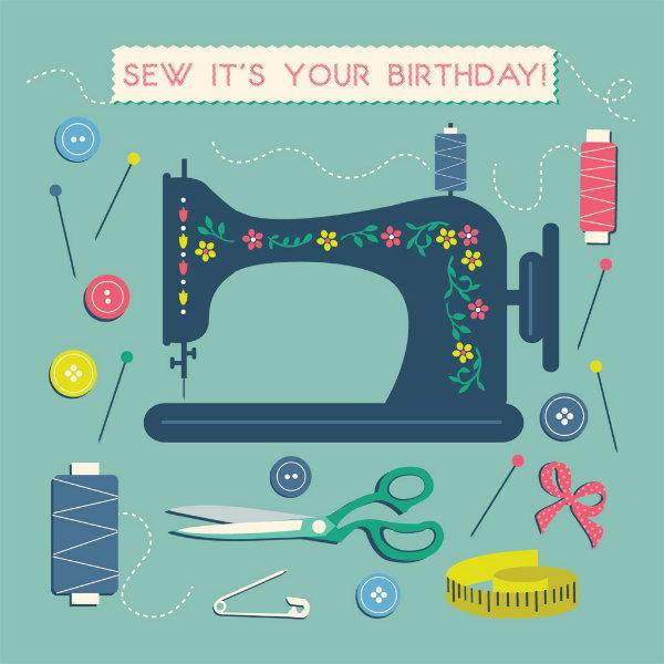 Утро открытки, 13 июня день рождения швейной машинки открытки
